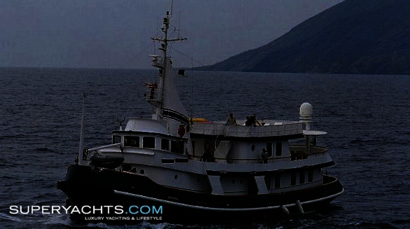 """Motor Yacht Mistral. Mistral is a 33.40m (109' 6"""" ft) motor yacht, ..."""