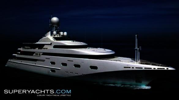 Pegasus V Yacht (ex: Princess Mariana)