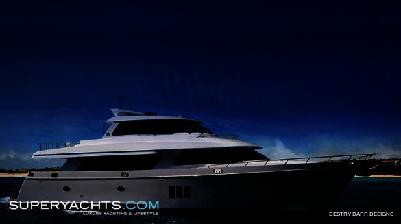 "Oceana is a 27.51m (90' 3"" ft) Ocean Alexander 88 motor yacht built in 2009 ..."