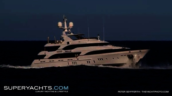 Told U So Yacht (ex: Benetti Vision 15)