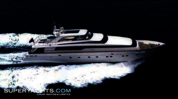 "Titan II is a 33m (108'3""ft) Sanlorenzo 108 motor yacht built in 2006 by ..."