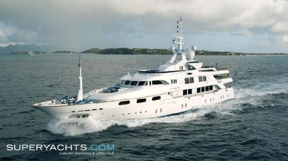 ... built in 1998 by Benetti in Viareggio (Italy). The yacht's interior has ...