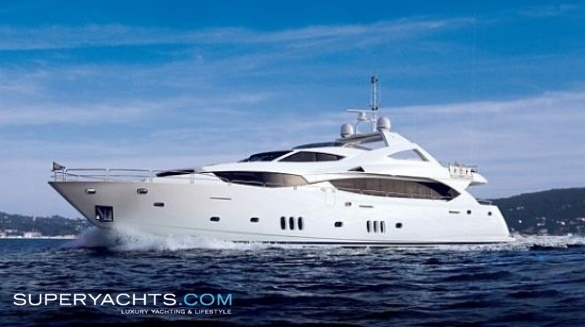 Semi Custom Yacht Sunseeker 34M