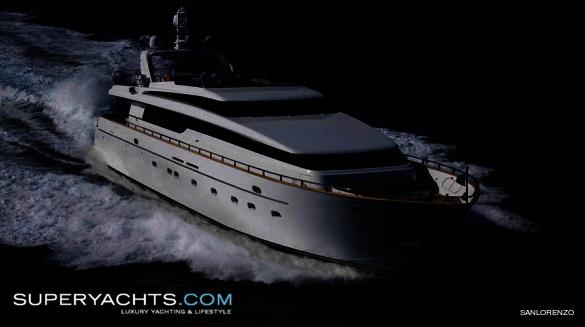 Semi Custom Yacht Sanlorenzo 108