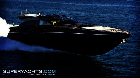 Semi Custom Yacht Baia One Hundred Courtesy www.superyachts.com