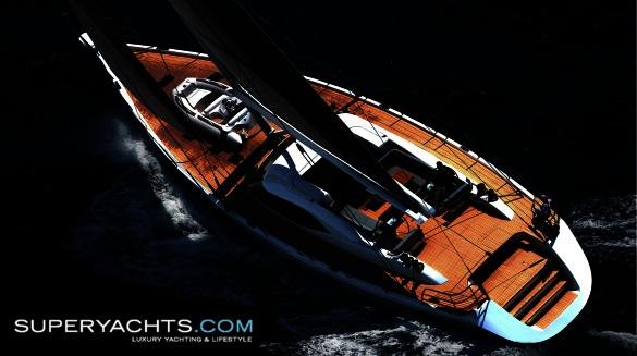 Semi Custom Yacht Oyster 885