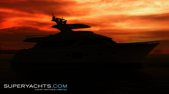Semi Custom Yacht Ocean Alexander 85