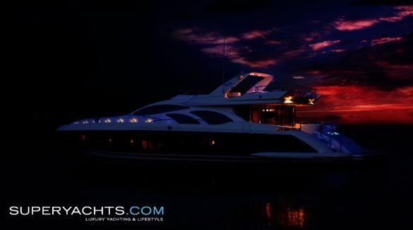 Semi Custom Yacht Azimut 98 Leonardo